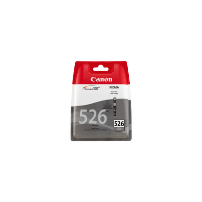 Cartouche d'encre CANON pour imprimante, CLI 526 gris, sous blister