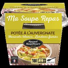 Soupe repas potée à l'auvergnate RAYNAL ET ROQUELAURE 350g