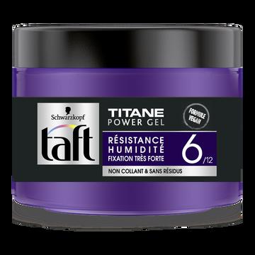 Schwarzkopf Gel Titane Taft Styling, 250ml