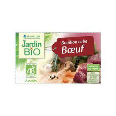 Bouillon cube Boeuf bio x8 cubes