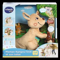 Vtech - Maman kangou-love et son bébé - Dès 1 an