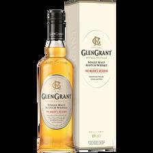 """Scotch whisky single malt """"The Major's Reserve"""" GLEN GRANT, 40°, 70cl"""