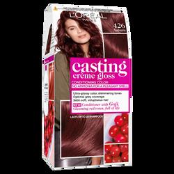 Coloration ton sur ton CASTING Crème Gloss, auburn, n°426