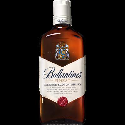 Whisky Blended Scotch BALLANTINES, 40°, bouteille de 70cl