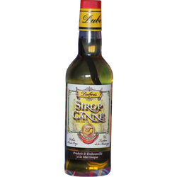 Sirop de canne vanille DUBOIS, bouteille de 50cl