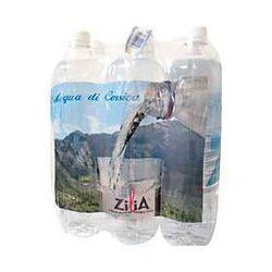 Eau de source des montagnes Corses ZILIA, 6x1.5l