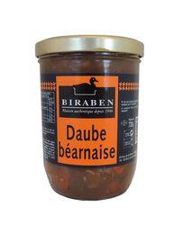 Biraben, Daube Bearnaise Bocal 720g