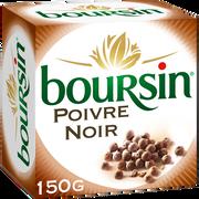 Boursin Fromage Au Lait Pasteurisé Au Poivre Boursin, 40%mg, 150g