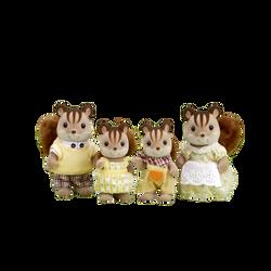 Famille écureuil roux SYLVANIAN FAMILIES