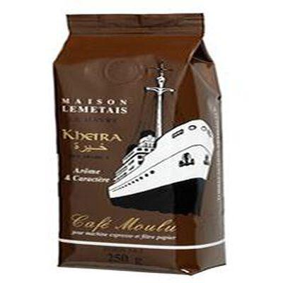 CAFE MELANGE KHEIRA 250 g LEMETAIS