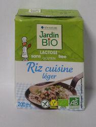 JB RIZ CUISINE Sans Gluten BIO