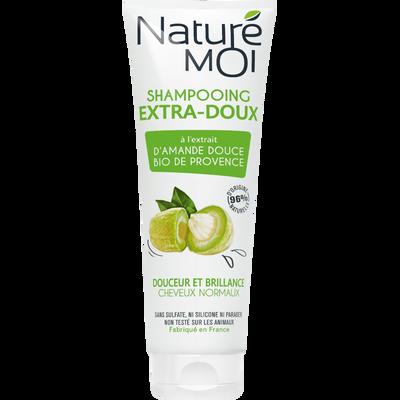 Shampoing extra doux NATURE MOI, flacon de 250ml