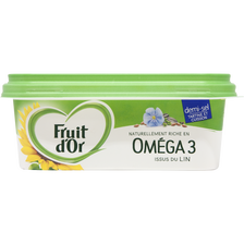 Margarine demi sel FRUIT d'OR, 60% de MG, 250g