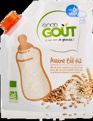 Avoine blé riz 200g