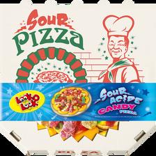 Pizza candy LOOK O LOOK, boîte présentoir de 400g