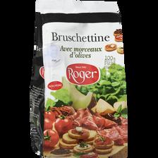 Roger Bruschettine Olives, , 150g