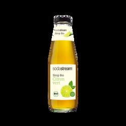 Sirop SODASTREAM bio 500ml citron vert