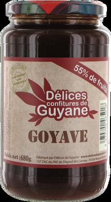 CONFITURE GOYAVE 680G