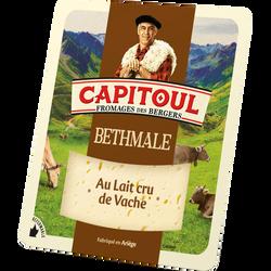 Bethmale au lait cru CAPITOUL, 31% de MG, 180g