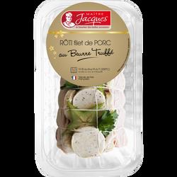 Rôti de porc au beurre truffé, MAITRE JACQUES, France
