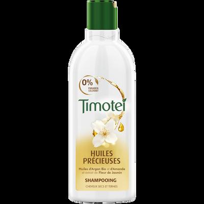 Shampoing huile précieuse TIMOTEI, flacon de 300ml