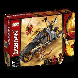 LEGO® Ninjago - La moto tout-terrain de Cole - 70672 - Dès 8 ans