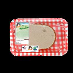 Tranche de paté de foie COSME, barquette 230g