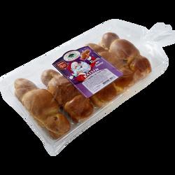Coquilles raisins cuites LES DELICES DES 7 VALLES, 10x50g