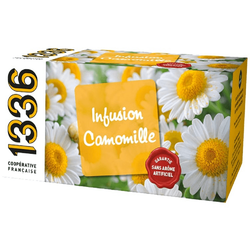 INFUSIONS CAMOMILLE 1336