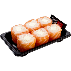 Roll'in salmon cheese 135g(saumon,fromage frais)