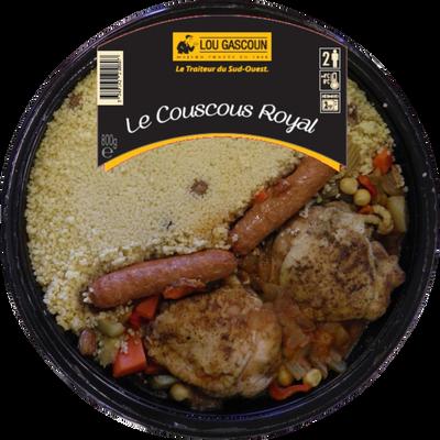 Couscous royal LOU GASCOUN 800g