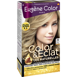 Coloration permanente blond très clair n°29 EUGÈNE COLOR