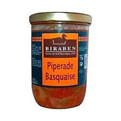 Piperade Basquaise BIRABEN, 720g