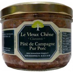 LE VIEUX CHENE Paté Campagne Porc Verrine 180g