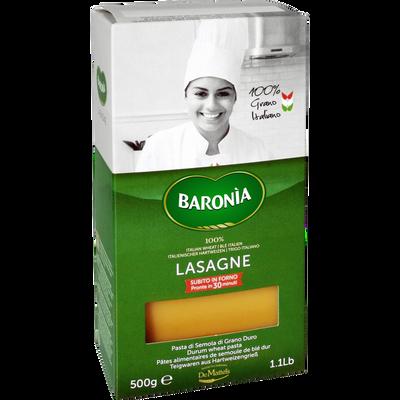 Lasagne BARONIA, 500g