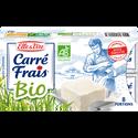 Elle & Vire Fromage Frais Lait Pasteurisé Bio Carre Frais, 15% De Matière Grasse,paquet De 200g