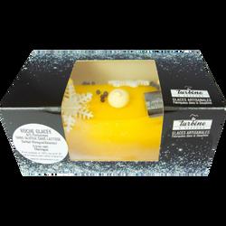 Bûche glacée mangue ananas citron vert 4/5p TURBINE SAVEURS, 1 litre