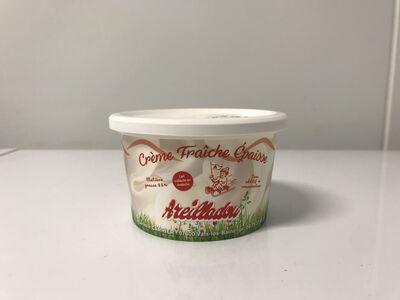 Creme fraiche épaisse Areilladou 35%mg 200g