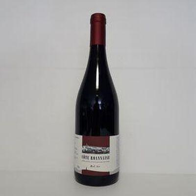 Côte Roannaise vin rouge bel air JACQUES PLASSE bouteille 75cl
