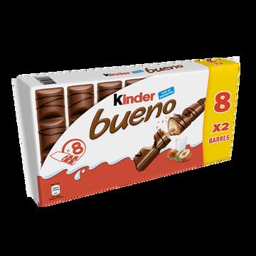 Kinder Kinder Bueno, T2x8 Soit 344g