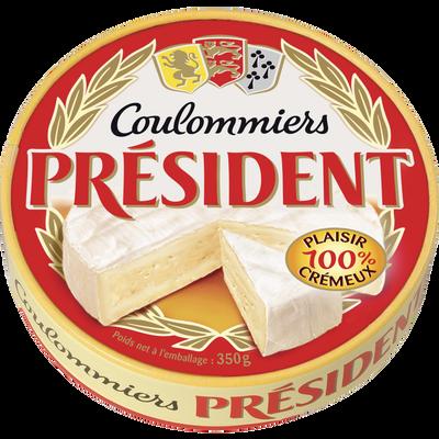 Coulommiers pasteurisé, ROITELET 28%MG, 350G