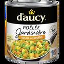 D'aucy Poêlée Jardinière , 1/2, 290g