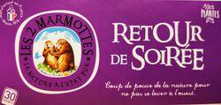 RETOUR DE SOIREE
