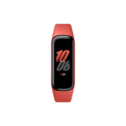 Montre SAMSUNG Galaxy Fit2 rouge