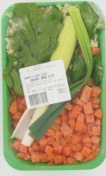 Légumes pour soupe des Iles YODI, barquette de 350g