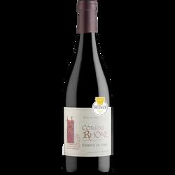 Vin rouge AOP Côtes du Rhône Réserve de l'ABBE, bouteille de 75cl