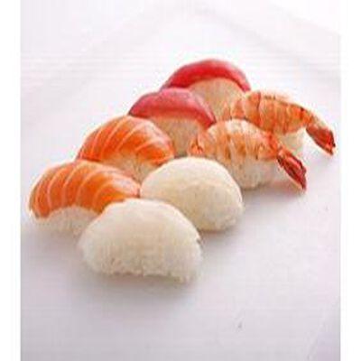 Box mix sushi saumon/thon/crevette X6