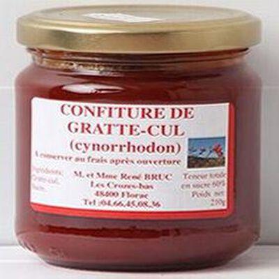 Confiture de gratte cul, Bouges Cévennes, 210g