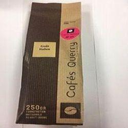 Café moulu goût italien 250 gr