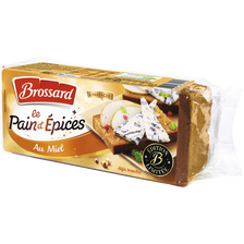 Brossard Mon Pain D'épices Au Miel